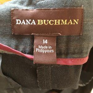 Dana Buchman Pants - DANA BUCHMAN STRIPE TROUSERS 14
